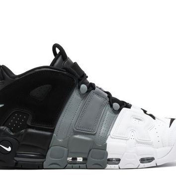 auguau Nike Air More Uptempo TriColor