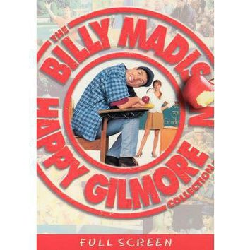 Happy Gilmore/Billy Madison Collection  (2 Discs) (Fullscreen)