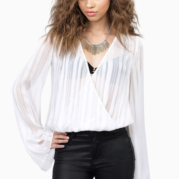 Pure Glamour Blouse