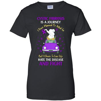 Cystic Fibrosis Awareness Is A Journey