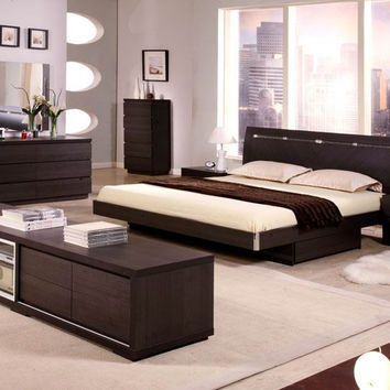 Modrest Capri Modern Bedroom Set