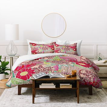 Sharon Turner Arilicious Duvet Cover
