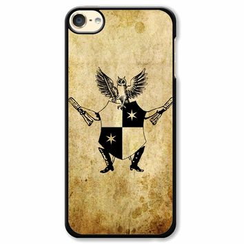 Daily Prophet Harry Potter Logo iPod Touch 6 Case