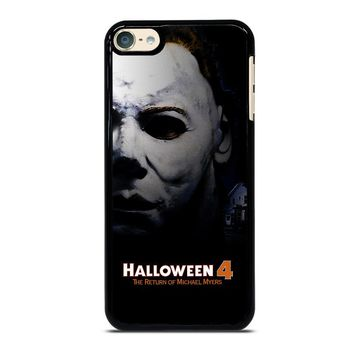 MICHAEL MYERS HALLOWEEN 4 iPod Touch 6 Case Cover