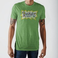 Rugrats Mens Green T-Shirt