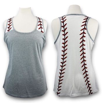 Baseball Softball Mom shirt tank top gift gifts
