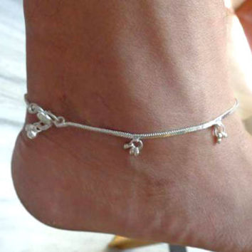 anklet,indian anklet,slave anklet,foot chain,gypsy foot jewelry,ankle bracelet,belly dance  jewelry,chain anklet,ethnic indian anklet