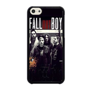fall out boy personil iphone 5c case cover  number 1