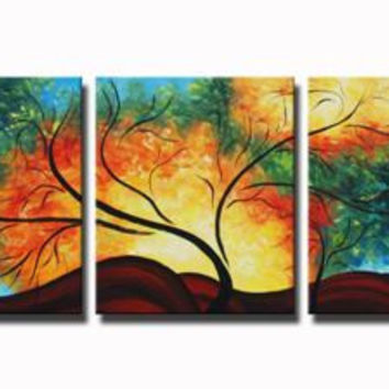 Remember the Boughs Canvas Wall Art