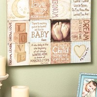 Life's Greatest Loves Wall Art
