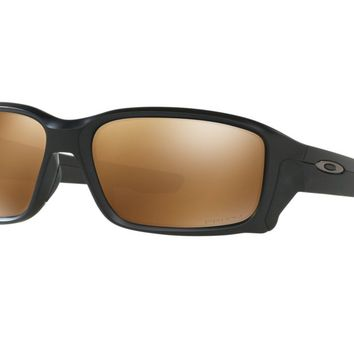 Oakley Straightlink 9331 13 Matte Black / Prizm Tungsten Polar Sunglasses