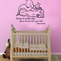 Winnie the Pooh 3 - G Direct Wall Stickers