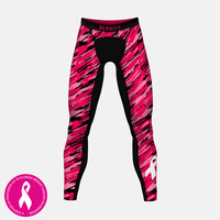 Tryton Pink compression tights / leggings