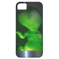 Alien In a Jar iPhone 5 case from Zazzle.com