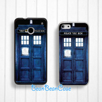 Doctor who tardis police box cover case for iPhone 6 iPhone 6 Plus, iPhone 4/4s/5/5s/5c, for HTC One M7 M8 E8 HTC One Mini (K19) from BeanBeanCase