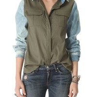 Heidi Merrick Trail Shirt | SHOPBOP