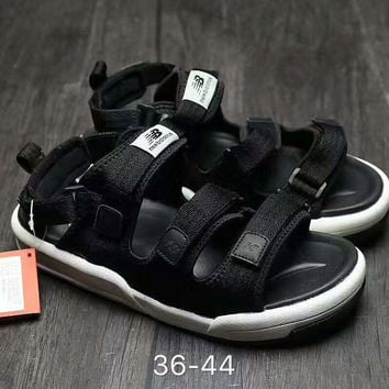 New Balance Fashion Casual Caravan Multi Sandals Black G-AHXF