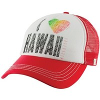Billabong pitstop trucker hat - Bikini Red - JAHTQPIT				 |  			Billabong 					US