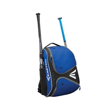 Easton E210BP Royal Blue Player Equipment Backpack Baseball Softball Bag 2017