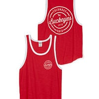 The Ohio State Ringer Tank - PINK - Victoria's Secret