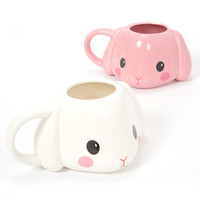 Pote Usa Loppy Diecut Mugs