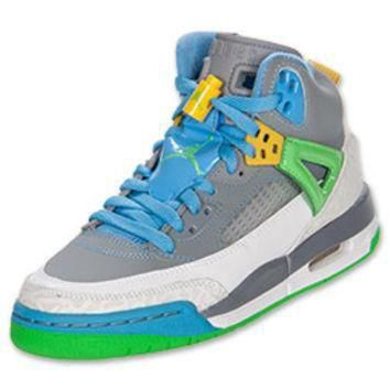 Boys' Grade School Jordan Spizike Basketball Shoes