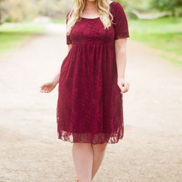 Kara Lace Dress