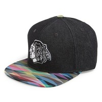Men's American Needle 'Geo Tag - Chicago Blackhawks' Baseball Cap