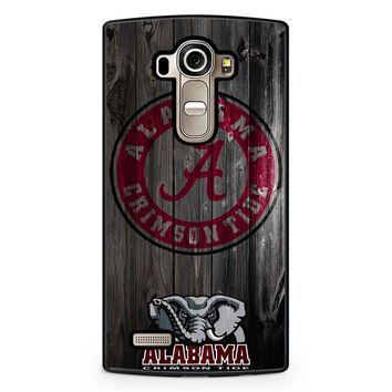 Alabama Crimson Tide LG G4 Case