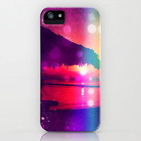 Magic Sunset - for iphone iPhone & iPod Case by Simone Morana Cyla