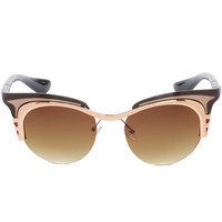 Zetta Sunglasses - Brown