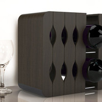 quirky - Mirage Expandable Wine Rack