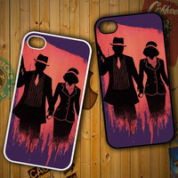 bonnie and clyde Y0516 LG G2 G3, Nexus 4 5, Xperia Z2, iPhone 4S 5S 5C 6 6 Plus, iPod 4 5 Case