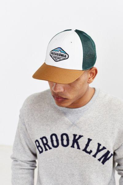 Patagonia Fitz Roy Crest LoPro Trucker from Urban Outfitters 8e22d547ea5