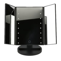 Folding LED Makeup Mirror Day-First™