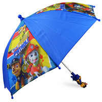 Paw Patrol Kids Umbrella with Molded Handle