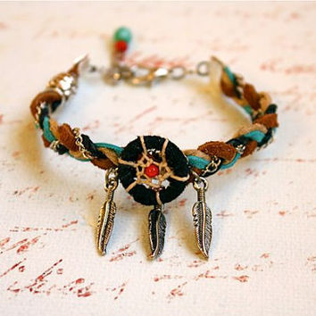 Dream Catcher Friendship Bracelet
