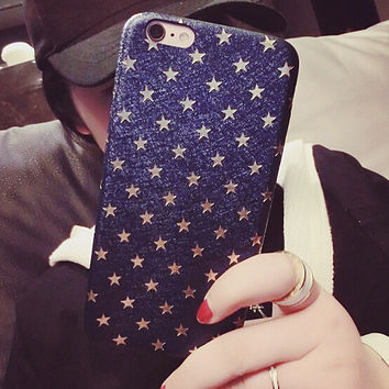 Stars Case for iPhone 5s 5se 6 6s Plus Gift 328