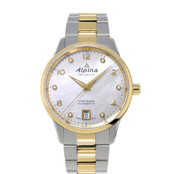 Alpina Comtesse Ladies Automatic Watch AL-525APWD3C3B