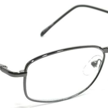 Optical Reading Glasses York Style Men Women Reader Metal Spring Hinge Frame