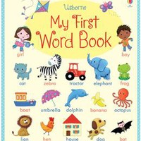 Usborne Books & More. My First Word Book