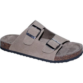 Walmart: Faded Glory Women's Leather Buckle Sandal