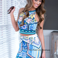 Own The Night Two Piece Set