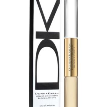 Donna Karan Liquid Cashmere Black and White Duo Rollerball, 0.34 oz | macys.com