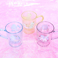 Swimmer Candy Plastic Cup