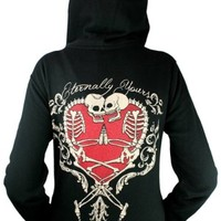 Too Fast Eternally Yours Lightweight Hoodie