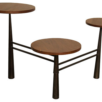 Mimi Foldable Cocktail Table, Coffee Table Base, Sofa Table