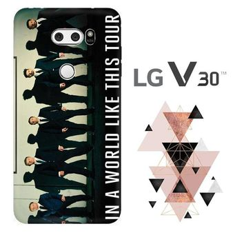 Backstreet Boys BSB Z0125 LG V30 Case