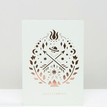 Portico Sagittarius Notebook at asos.com