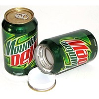 Mountain Dew Stash Can